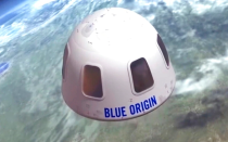 Blue Origin has received a license to fly people into space